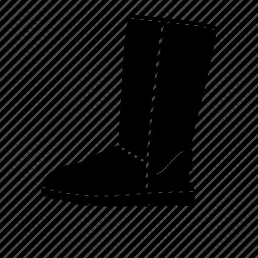 boots, christmas, high, ski, snow, uggs, winter icon