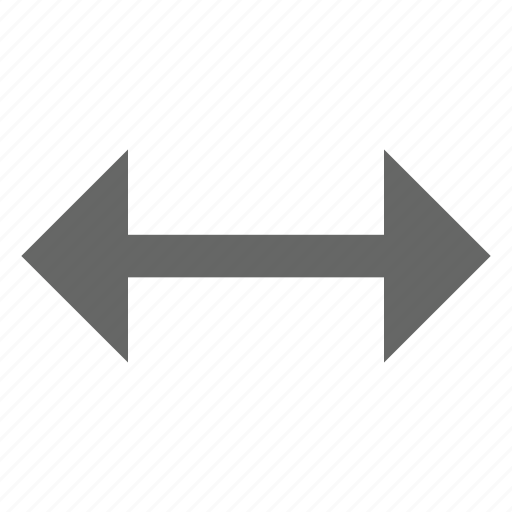 arrow, direction, east west, expand, left right, resize, width icon