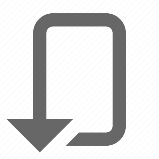 counterclockwise, cycle, loop, media, repeat, rotate, sync icon