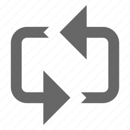 cycle, loop, media, multimedia, repeat, rotate, sync icon