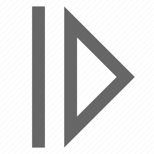 direction, disk, eject, forward, media, next, right icon