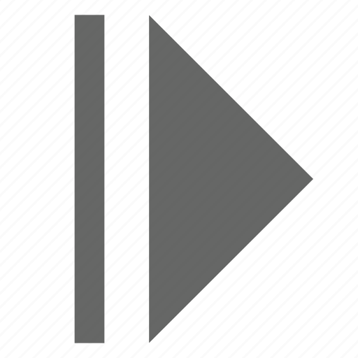 disk, eject, forward, media, next, right icon