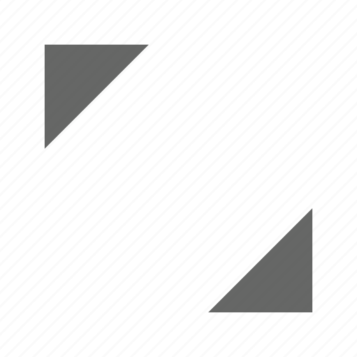 corners, diagonal, expand, fullscreen, maximize, move, resize icon