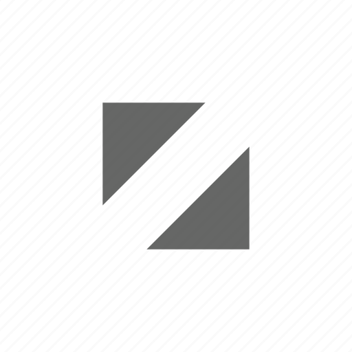 corners, direction, expand, fullscreen, maximize, triangle icon