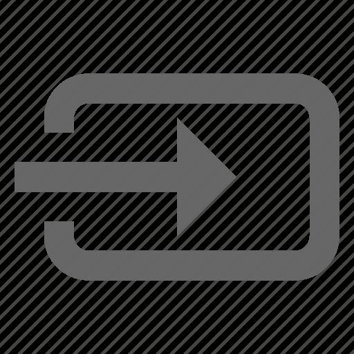 forward, guardar, import, next, save, send, transfer, upload icon