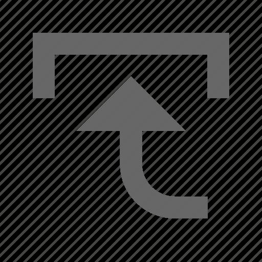 export, forward, import, inbox, send, transfer, upload icon