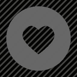 bookmark, favorite, guardar, heart, like, love, save icon