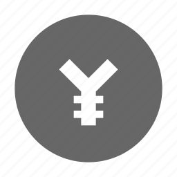cash, coin, currency, finance, money, payment, yen icon