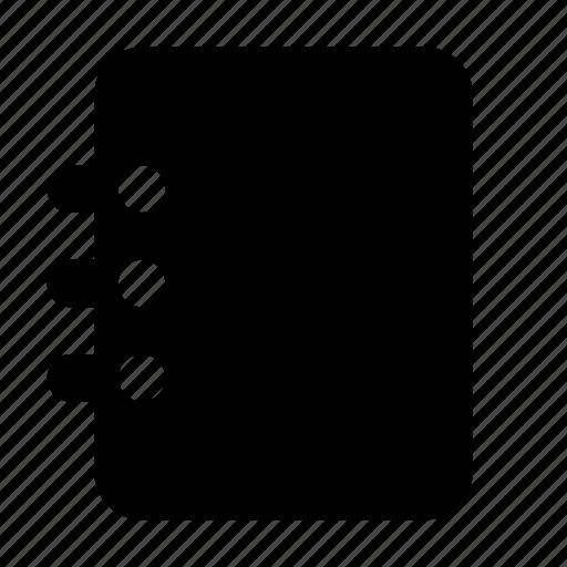 card, contact icon
