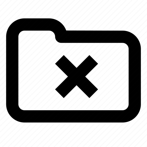 cross, document, error, file, folder, group, warning icon