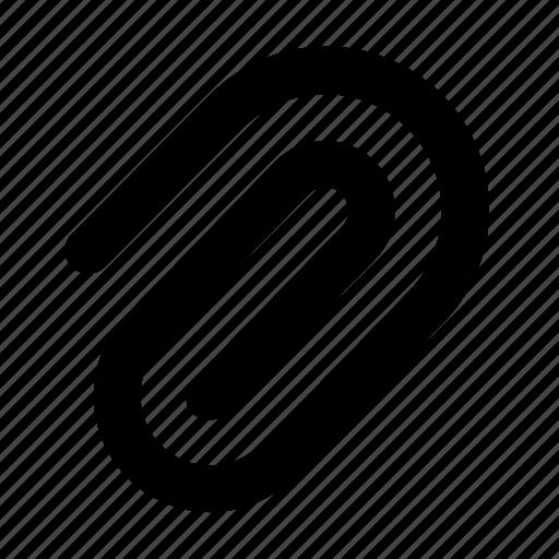 attach, attachment, document, file, format, paperclip, upload icon