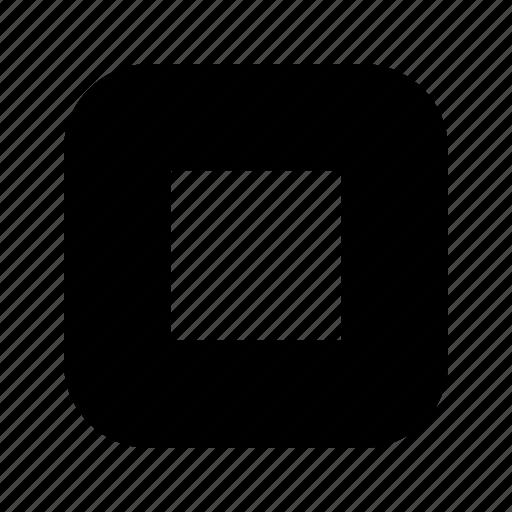 center, large icon