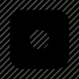 circle, small icon