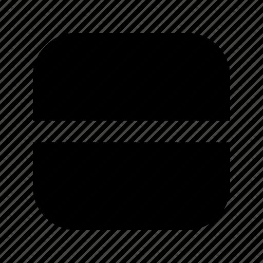 rows, table icon