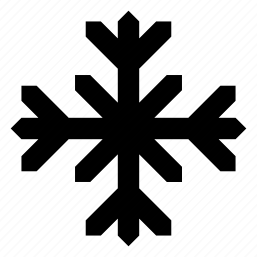 cold, flake, forecast, snow, snowflake, weather, winter icon