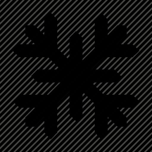 cold, flake, forecast, snow, snowflake, weather, winter icon