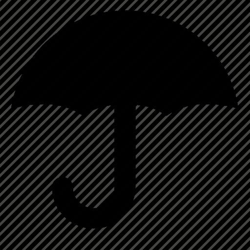 forecast, parasol, rain, shade, storm, umbrella, weather icon