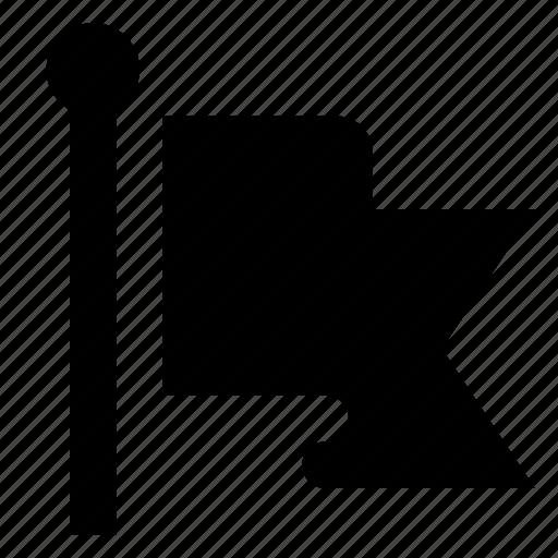 flag, mark, pin, save, tag icon