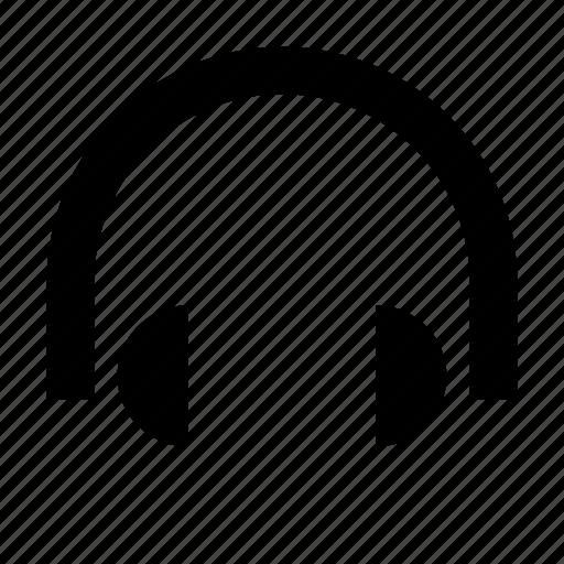 audio, earphones, headphones, media, multimedia, sound, speaker icon