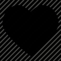 bookmark, favorite, heart, like, love, romance, save icon