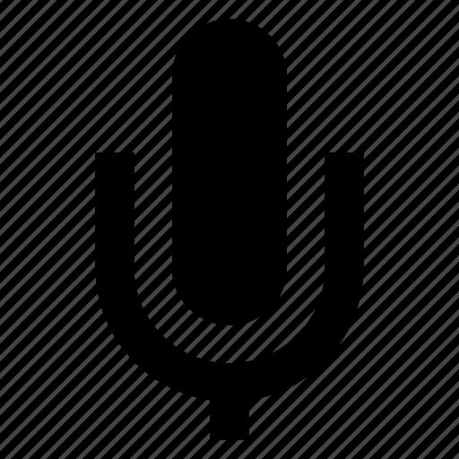 audio, media, mic, microphone, multimedia, sound, speaker icon