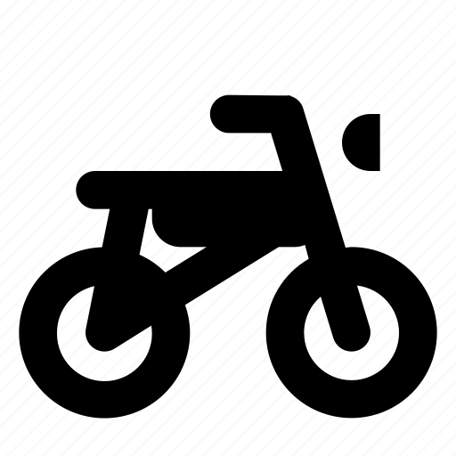 chopper, hog, motorbike, motorcycle, scooter, transportation, travel icon