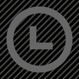 bottom left, chevron, direction, down left, navigation, southwest icon