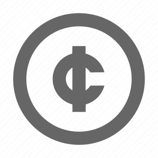 cash, cent, coin, currency, finance, money, payment icon