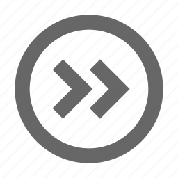 chevron, direction, east, forward, navigation, next, right icon