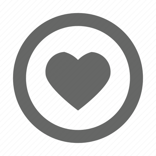 bookmark, favorite, heart, like, love, romance, save icon