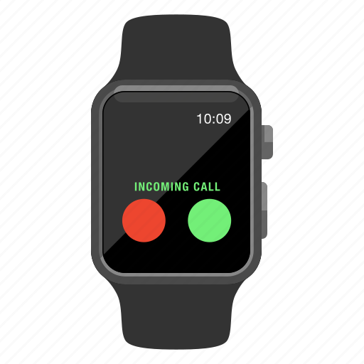 apple watch, call, iwatch, phone, timepiece icon