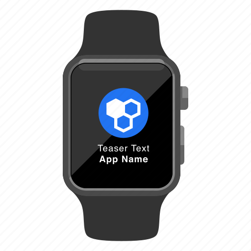 apple watch, device, iwatch, notification, short look, timepiece, watch icon