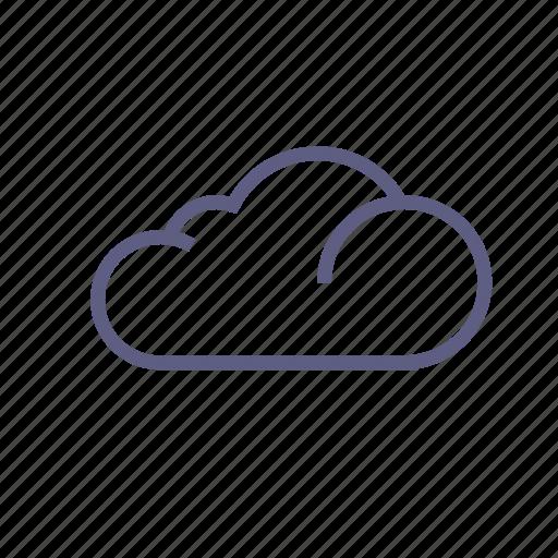 cloud, cloudy, flight, fly, heaven, sky, weather icon