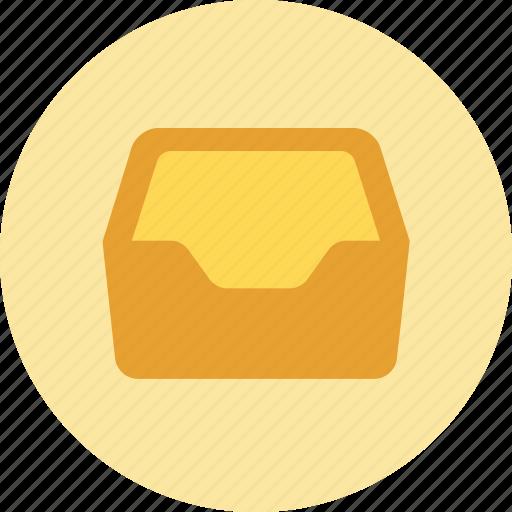 box, email, inbox icon