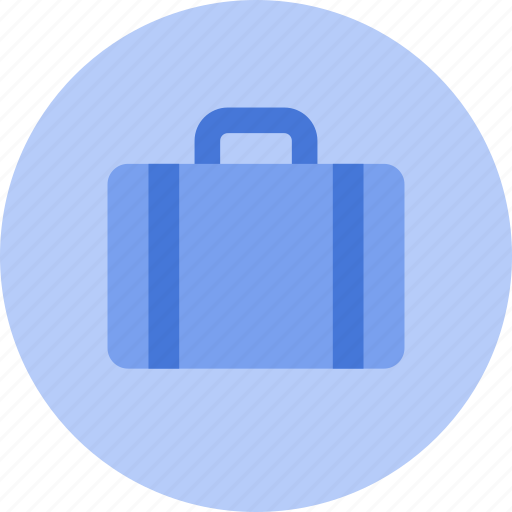 bag, briefcase, luggage, package, travel icon