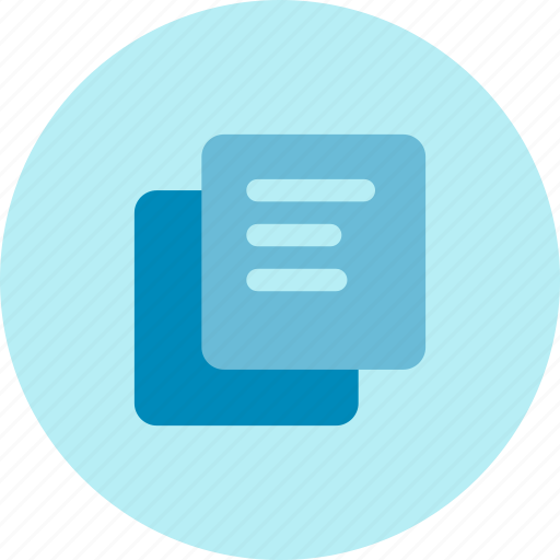 details, documents, files, notes, sticky notes, text icon