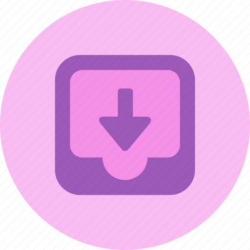 download, outbox, save, sync, todo icon