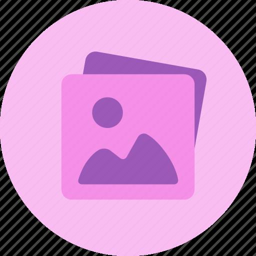 album, gallery, image, photo, picture icon