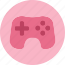 controller, fun, game, play, video game icon