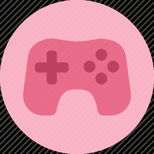 controller, fun, game, play, video game icon