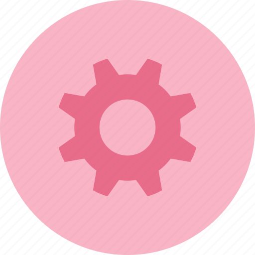 cog, gear, options, preferences, setting icon