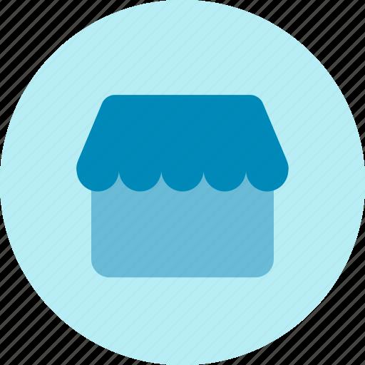 building, business, cafe, house, merchant, restaurant, shop icon