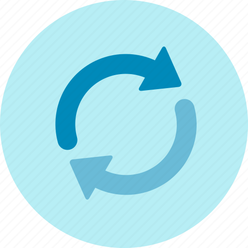 arrows, refresh, reload, rotate, sync icon