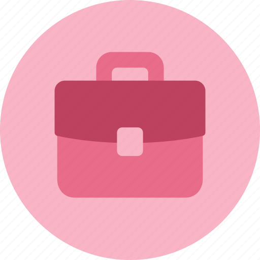 briefcase, documents, employee, files, luggage, office, work icon