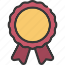 award, ribbon, prize, achievement, banner