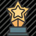 star, award, prize, achievement, trophy