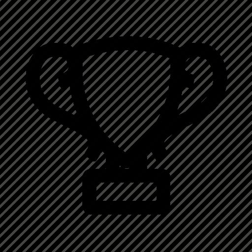 reward, trophy icon