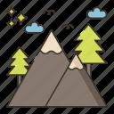 adventure, camping, mountain, travel