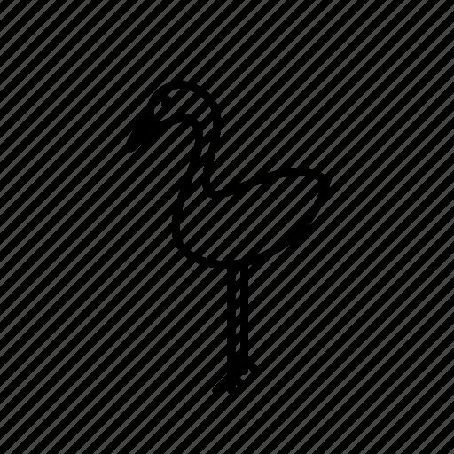 Bird, flamingo, tropical icon - Download on Iconfinder