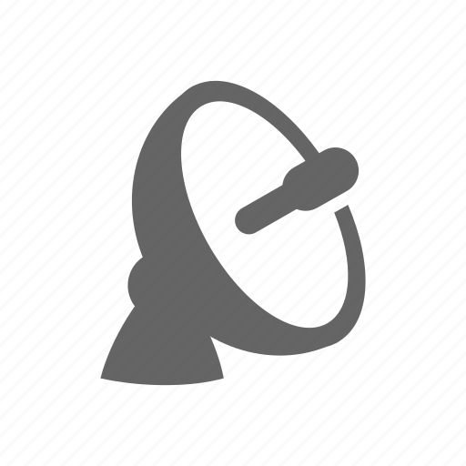 dish, radio, satellite, signal, television, tv, video icon